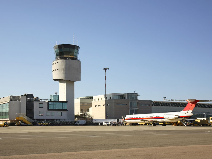 Olbia aeroporto